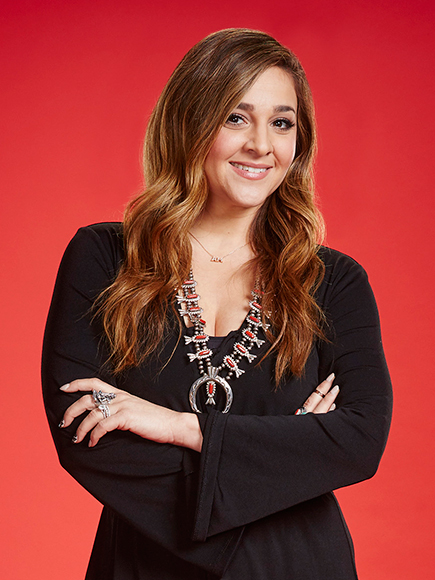Curly Sue's Alisan Porter Nails Her Voice Blind Audition, Joins Team Xtina| Curly Sue, The Voice, TV News, John Hughes