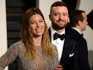Jessica Biel Gets the Cutest Birthday Message (and a Kiss) from Her 'Huz' Justin Timberlake