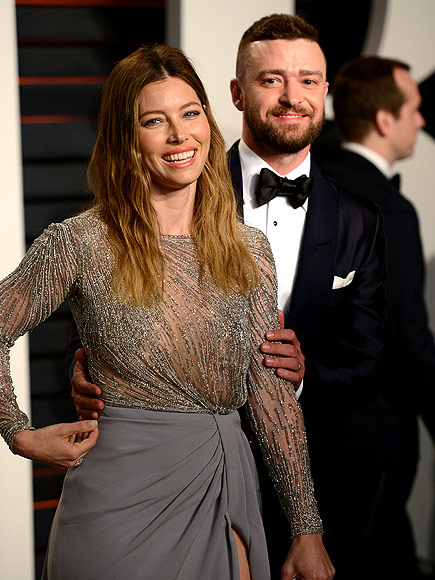 Justin Timberlake Celebrates Jessica Biel's Birthday With ... джессика бил инстаграм