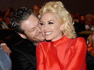 Aww! Gwen Stefani and Blake Shelton's Twitter Pictures Are Now Cute Throwback Photos of Each Other