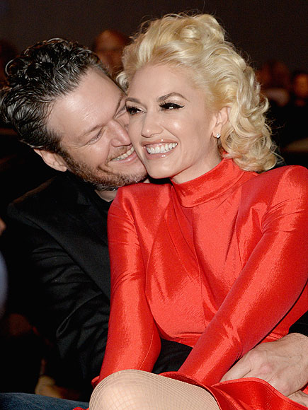 Blake Shelton, Gwen Stefani Post Throwback Pictures of Each Other on Twitter