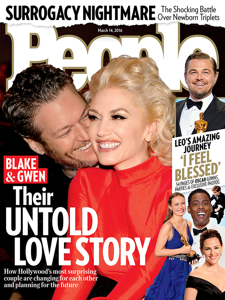 Why Gwen Stefani and Blake Shelton's Adorably Odd-Couple Romance Works| Couples, Country, Blake Shelton, Gwen Stefani