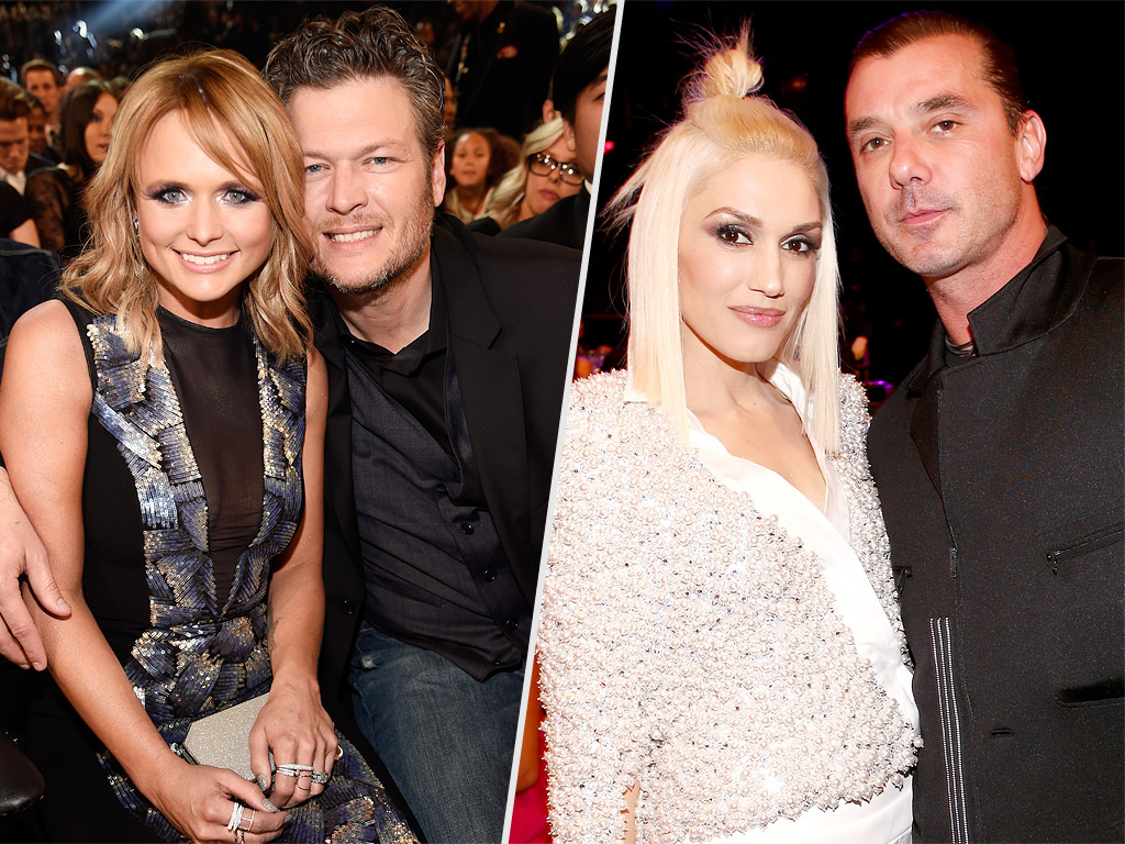 How Blake Shelton and Gwen Stefani's Exes Miranda Lambert and Gavin Rossdale Are Moving On| Breakups, Couples, Music News, Blake Shelton, Gavin Rossdale, Gwen Stefani, Miranda Lambert