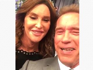 Olympians Unite! Caitlyn Jenner and Arnold Schwarzenegger Get Nostalgic on Snapchat