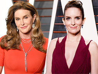 Caitlyn Jenner Wants to Add 'Favorite Funny Girl' Tina Fey to Her Squad After Oscars Party Missed Connection