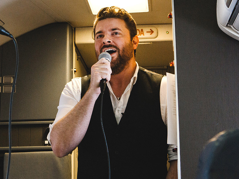 Chris Young and Cassadee Pope Join a New Mile High Club (No, Not the Kind You Think!)| Country, Chris Young