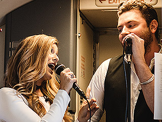 Chris Young and Cassadee Pope Join a New Mile High Club (No, Not the Kind You Think!)