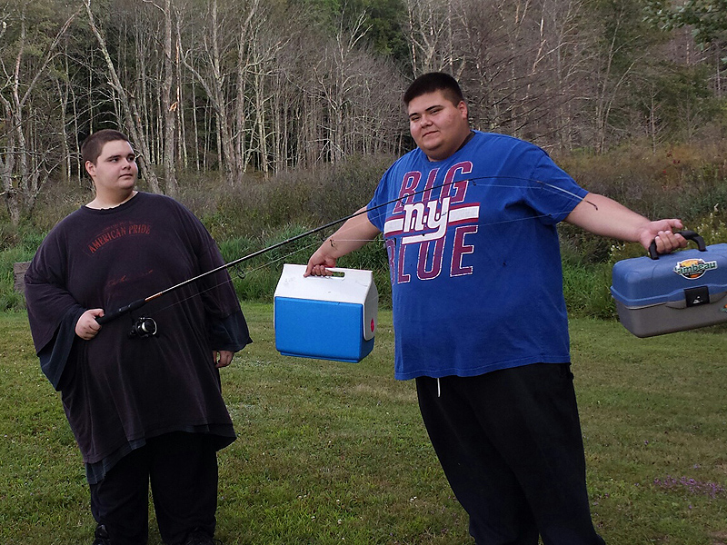 School Counselor Helps Teen Lose 325 Lbs.: 'I'm Not Depressed Anymore,' Says Christopher Charron  Amazing Weight Loss, Bodywatch