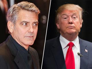 George Clooney Blasts Donald Trump: He's a 'Xenophobic Fascist'