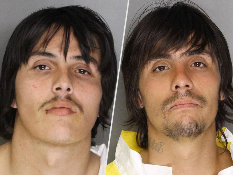 Twin Brothers Arrested in Stabbing of Mom, Stepdad