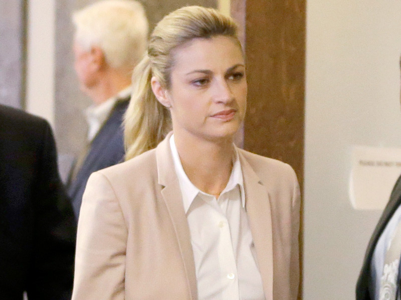 Erin Andrews Says Nude Video Haunts Her Work: 'My God, Everyone in This Stadium Has Seen That Video'| Crime & Courts, True Crime, People Scoop, Erin Andrews