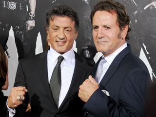 Sylvester Stallone's Brother Apologizes to Mark Rylance After Dissing Him Following His Oscar Win
