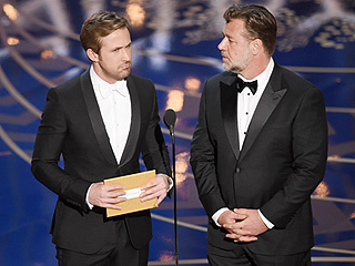 The 17 Best GIFs from the 2016 Academy Awards