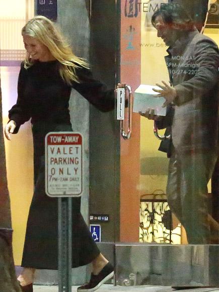 Inside Gwyneth Paltrow's Romantic Birthday Dinner for Boyfriend Brad Falchuk| Birthday, Movie News, Gwyneth Paltrow