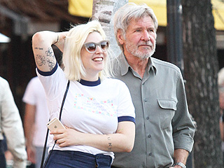 Harrison Ford Spends Time with Daughter Georgia in N.Y.C. After Revealing Her 'Devastating' Epilepsy Battle