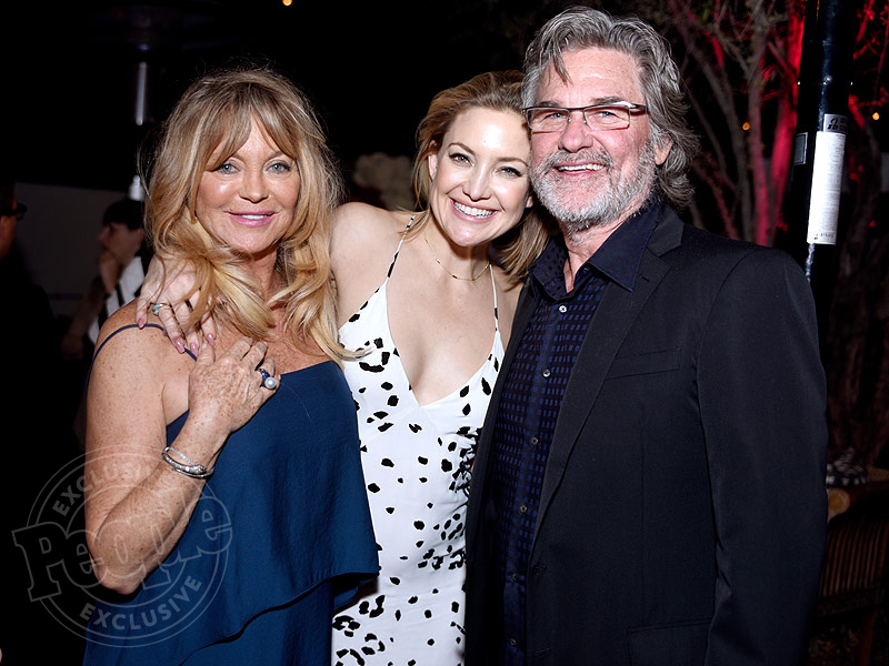 Exclusive Photos: See Pretty Happy (and Glam!) Kate Hudson Celebrate with Goldie Hawn, Nicole Richie & Molly Sims at Her Book Launch| Movie News, Goldie Hawn, Kate Hudson, Kurt Russell, Nicole Richie