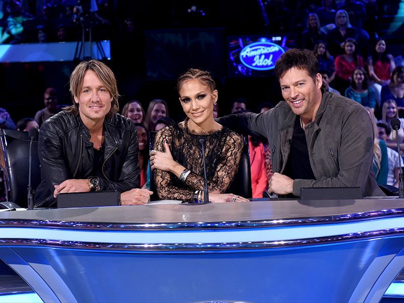 American Idol Judges Reveal Their Dream Audition Songs (Hint: Jennifer Lopez Would Have Gone Country!)| American Idol, TV News, Harry Connick Jr., Jennifer Lopez, Keith Urban