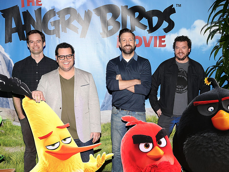 Jason Sudeikis: Playing Angry Birds Movie's Red 'Put Me In Touch With My Inner Anger'| Movie News, Jason Sudeikis