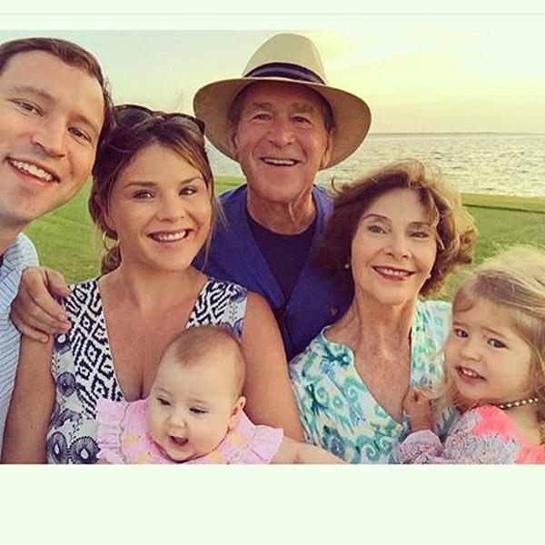 Laura Bush and Jenna Bush Hager Talk New Children's Book Our Great Big Backyard – And the Special Bond Between Jenna's Daughters Mila and Poppy  Kids & Family Life, politics, Books, Jenna Bush, Laura Bush