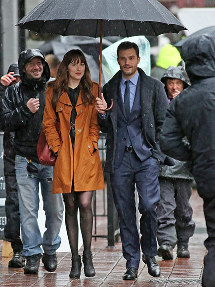 Are the stars from 50 shades of grey dating