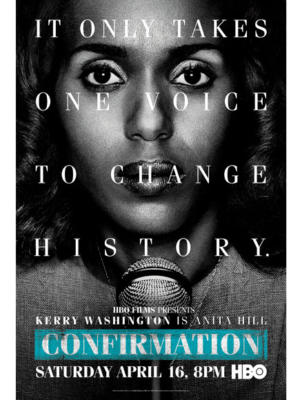 VIDEO: Kerry Washington Vows to 'Tell the Truth' as Anita Hill in Trailer HBO's Confirmation| People Picks, TV News, Anita Hill, Kerry Washington