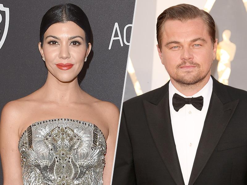 Even Kourtney Kardashian Is Crushing on Oscar Golden Boy Leonardo DiCaprio  Academy Awards, Oscars 2016, TV News, Kourtney Kardashian, Leonardo DiCaprio