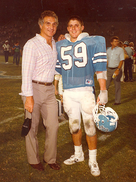 Paralyzed in a Football Game 30 Years Ago, Marc Buoniconti Turns Tragedy Into Purpose: 'I Have Lived a Better Life'| Medical Conditions, Real People Stories