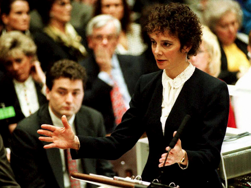 Former O.J. Simpson Prosecutor Marcia Clark on the Trial's Aftermath: 'I Just Wanted to Disappear'| Crime & Courts, OJ Simpson Trial, True Crime, American Crime Story, People Picks, TV News, Marcia Clark, O.J. Simpson