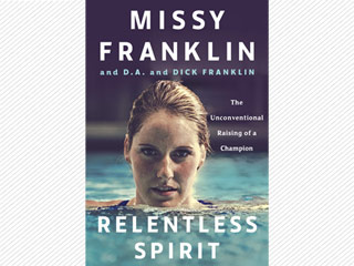 Olympian Missy Franklin's Memoir Jacket Revealed – See the Stunning Cover!