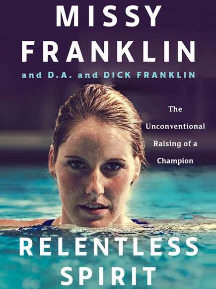 Missy Franklin Memoir Cover Reveal