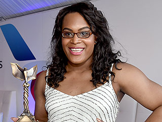 Transgender Tangerine Star Mya Taylor on Historic Acting Win at Indie Spirit Awards: 'The Struggle Was Real for Me, and I Got Out of It'