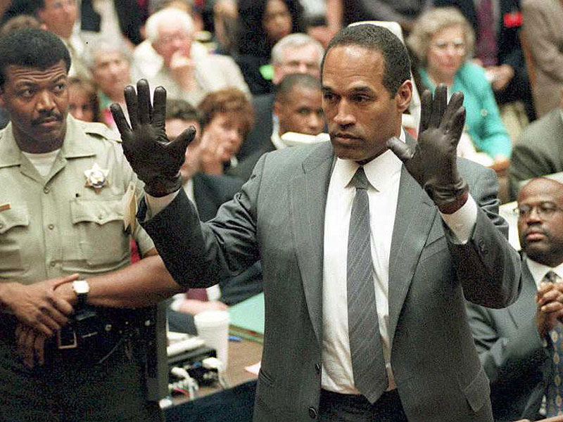 LAPD Is Examining Knife Allegedly Found at O.J. Simpson's Estate, but Says Story Could Be a Hoax| OJ Simpson Trial, True Crime, O.J. Simpson