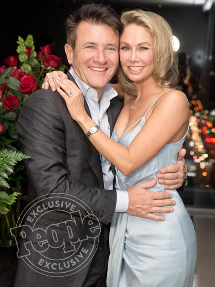 Exclusive Photos! Inside Shark Tank Star Robert Herjavec and DWTS Pro Kym Johnson's Engagement: 'It Was a Magical Night'| Engagements, Dancing With the Stars, Shark Tank, Dancing with the Stars, People Picks, TV News, Kym Johnson