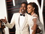 Chris Rock and New Gal Pal Megalyn Echikunwoke Get Cozy at Vanity Fair Oscar After Party