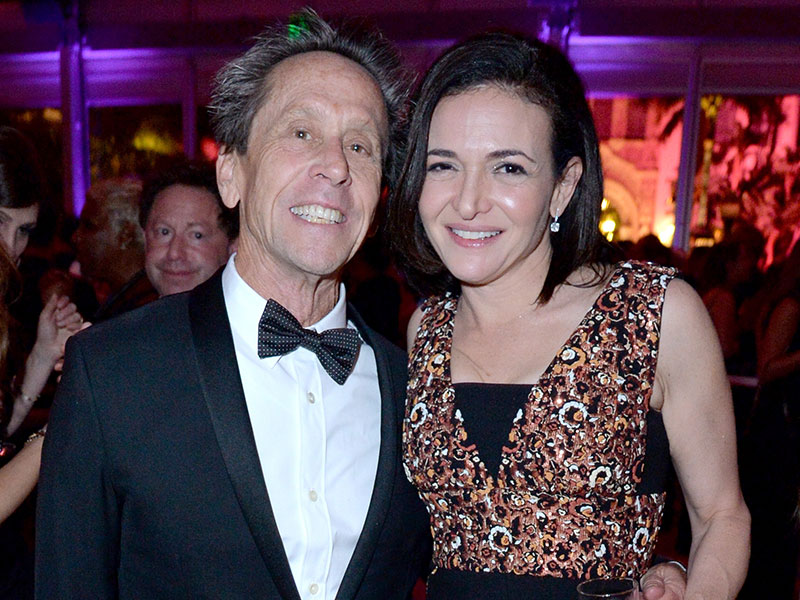 Facebook COO Sheryl Sandberg Is Dating Video Game Billionaire Bobby Kotick: Report| Untimely Deaths, facebook.com, Sheryl Sandberg