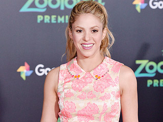 'Come On, Guys, Give Her Some Meat!' Shakira Says She Urged Zootopia Filmmakers to Make Her Animated Character Less 'Skinny'