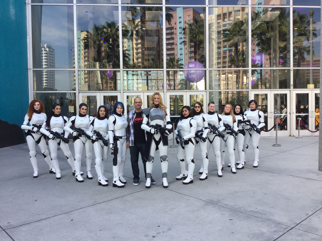 Female Stormtrooper Costumes Are Just as Awesome as They Sound