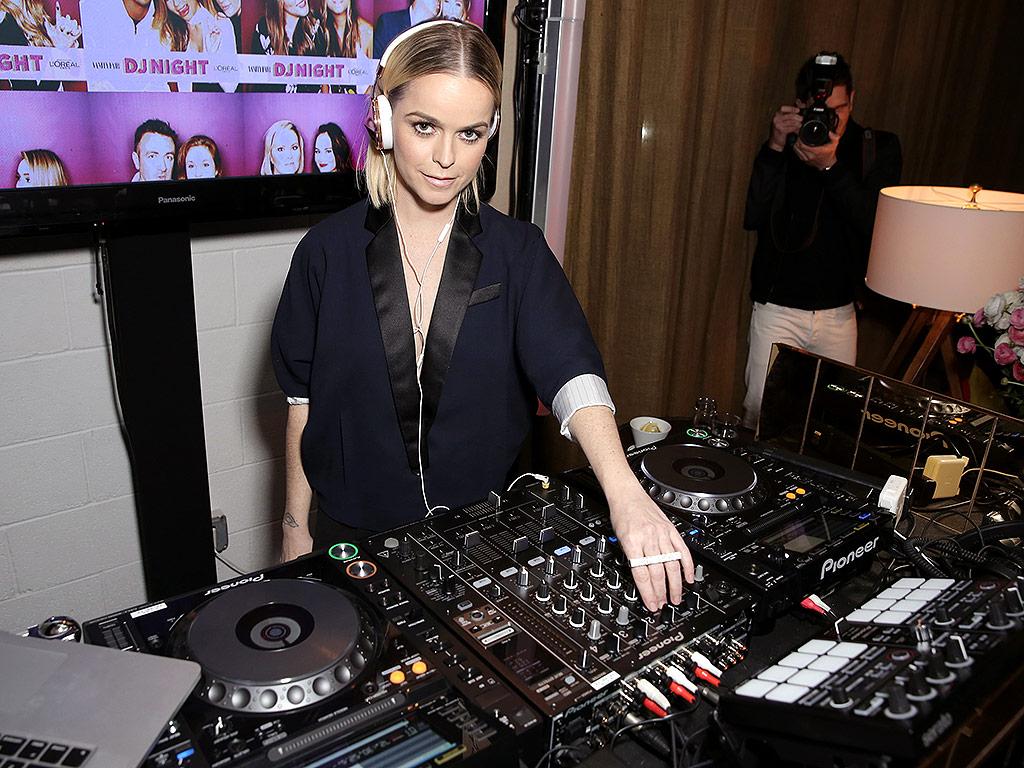 Taryn Manning on Feeling Brittany Murphy's Presence During DJ Performance