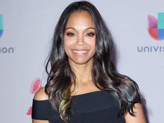 Zoë Saldana Swears by This 'Full Mind and Body Workout'