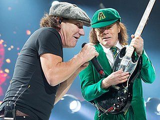 AC/DC Postpone U.S. Tour After Doctors Warn Singer Brian Johnson of 'Total Hearing Loss' Risk
