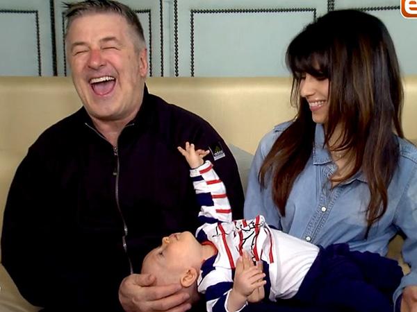 Hilaria Baldwin pregnant Alec