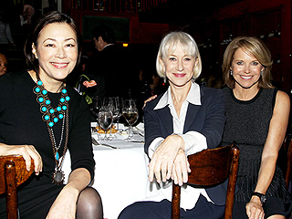 Ann Curry Makes Rare Appearance in Friendly Today Show Reunion with Katie Couric