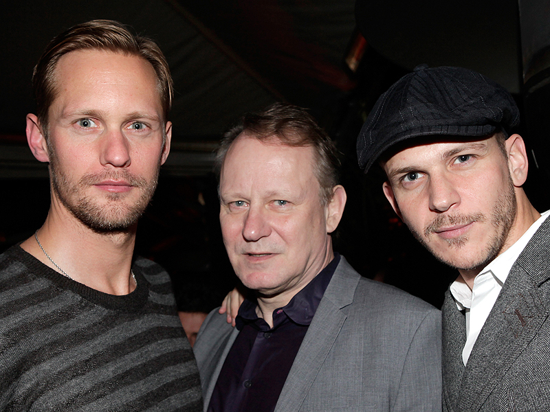 Why Bill Skarsgard Didn't Want People to Know He Was from a Famous Family| Alexander Skarsgard, Bill Skarsgard, Stellan Skarsgard