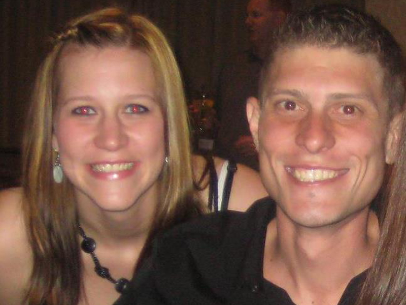 Devastated Brother Walks Across the Country in Honor of His Sister Who Died from Heroin Overdose: 'She Wanted to Get Better'  Good Deeds, Real People Stories