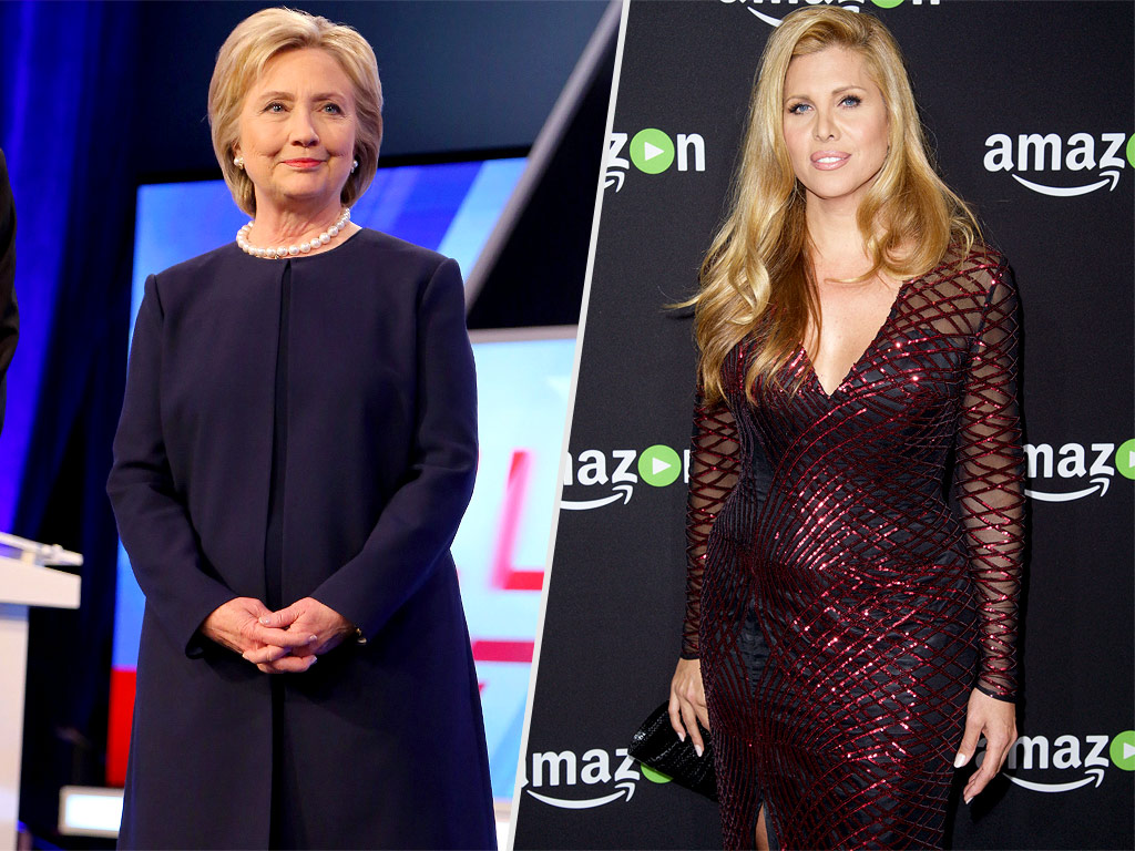 Actress Candis Cayne Endorses Hillary Clinton for President: 'She's Doing Amazing Work'| Politics, I Am Cait, TV News, Caitlyn Jenner, Hillary Rodham Clinton