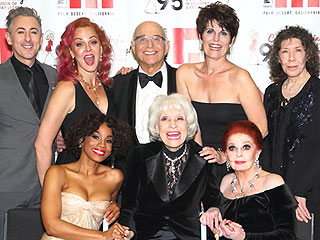 Carol Channing Celebrates 95th Birthday at Star-Studded Tribute Show
