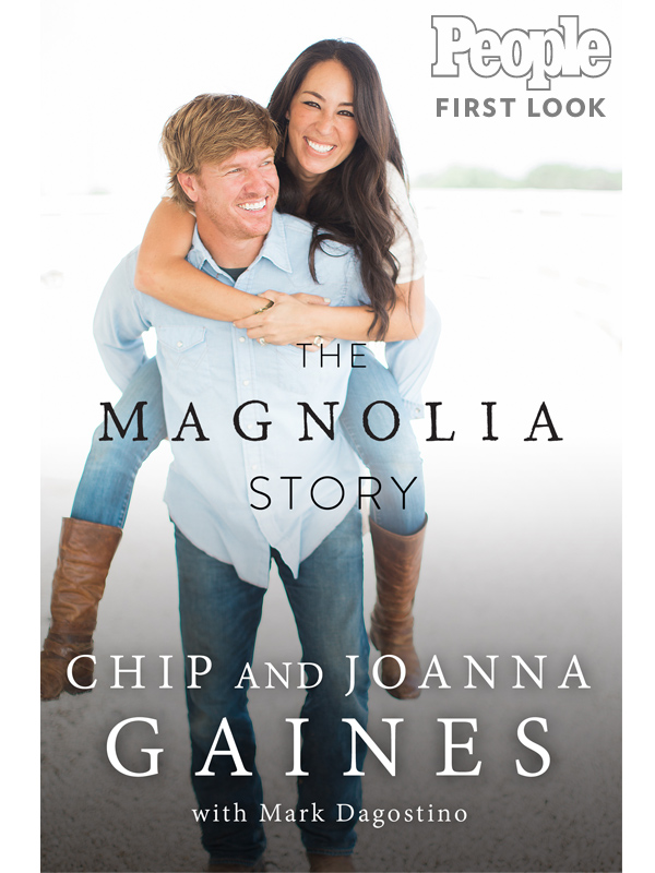 chip and joanna gaines memoir cover reveal. Black Bedroom Furniture Sets. Home Design Ideas