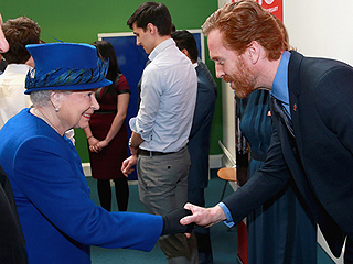 Damian Lewis Shares His Winning Horse-Betting Advice from Queen Elizabeth: 'She Gave Me a Tip'