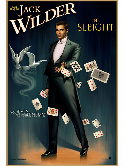 Now You See Me 2, Character Poster
