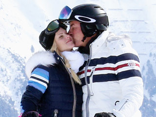 Tiger Woods' Ex-Wife Elin Nordegren Cozies Up With Billionaire Boyfriend in Swiss Alps